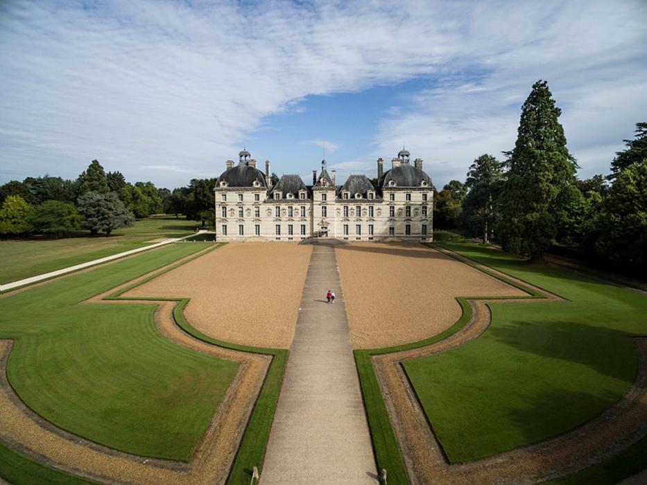 Le Château de Cheverny   Blois Chambord Tourisme