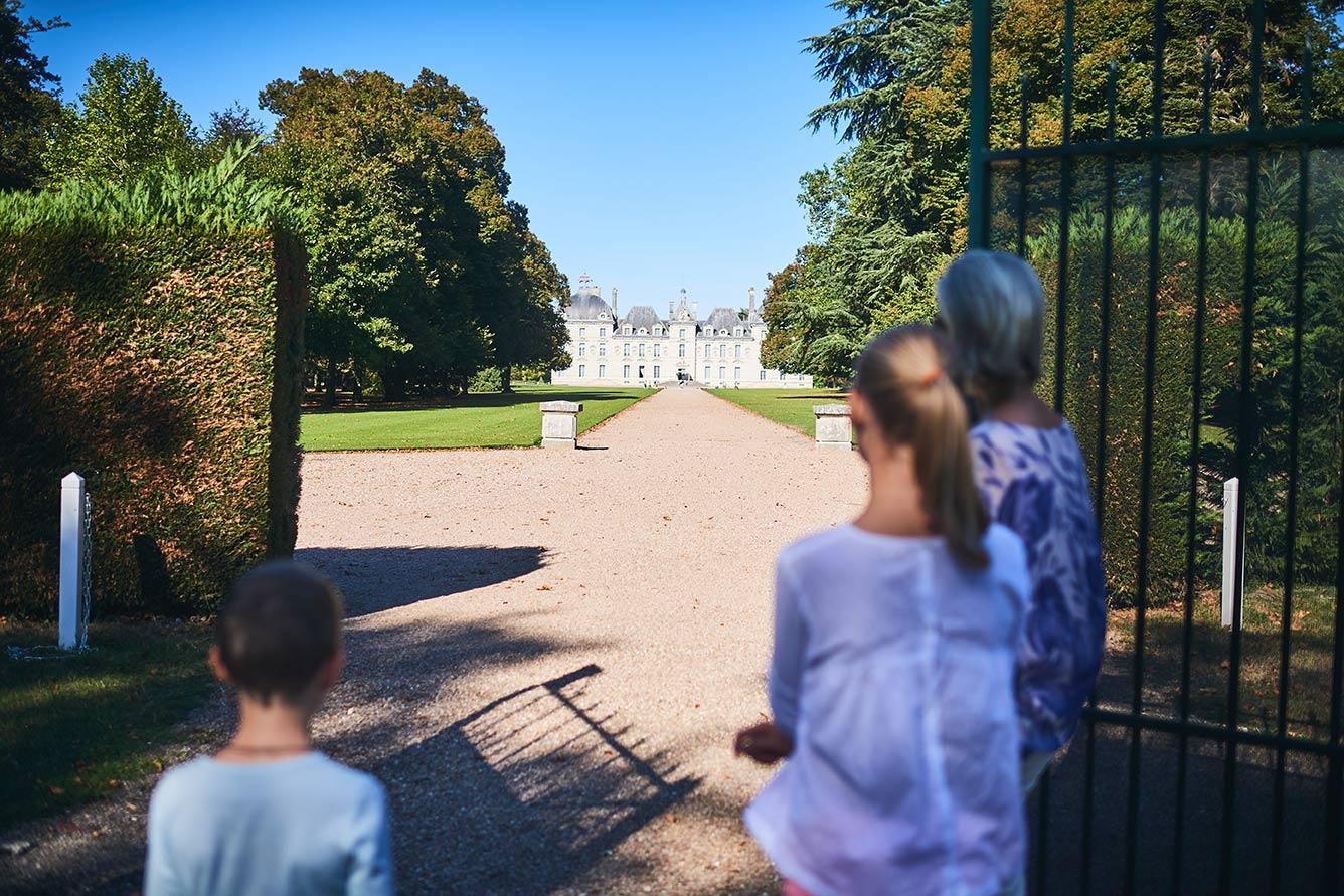 Château de Cheverny - Photo : Benjamin Brolet