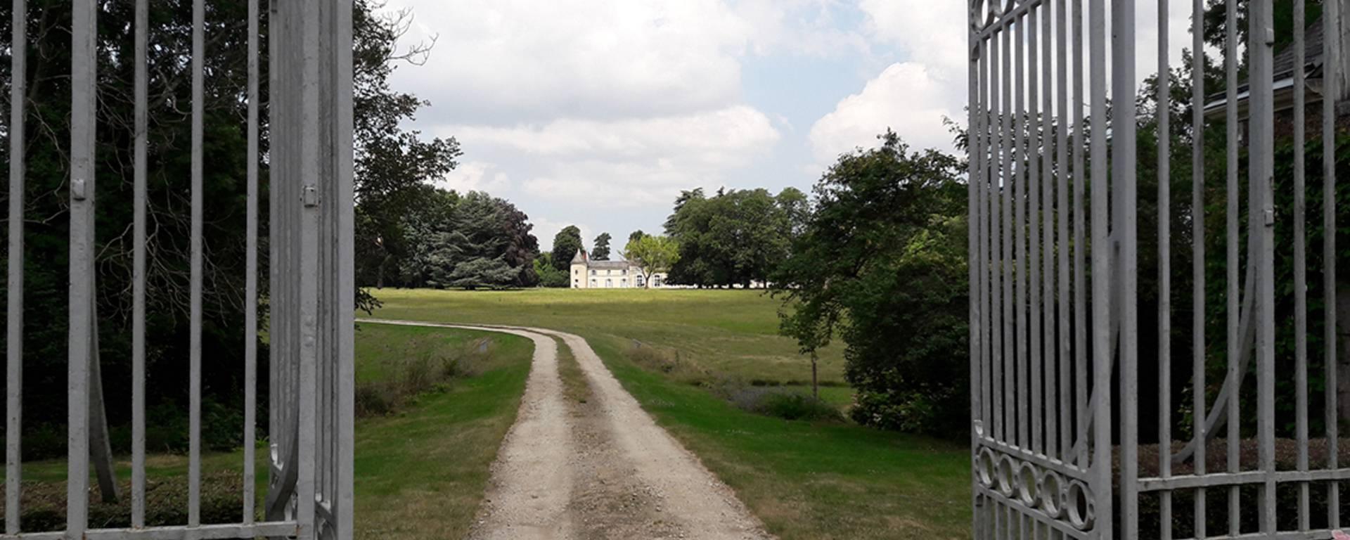 Aux portes d'un château privé en Petite Beauce