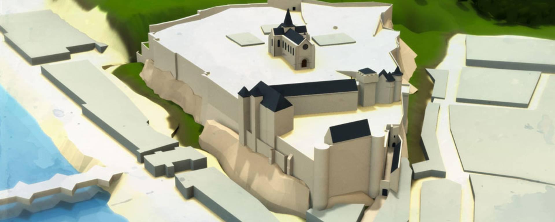 Les seigneurs d'Amboise avant 1431