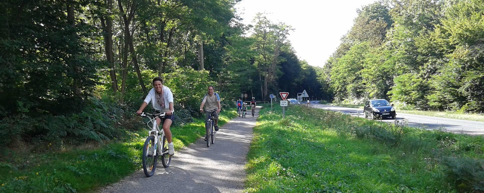 La Fête du Vélo sur les itinéraires des Châteaux à Vélo