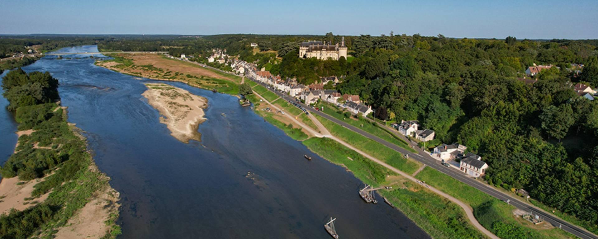 La Loire à Chaumont.
