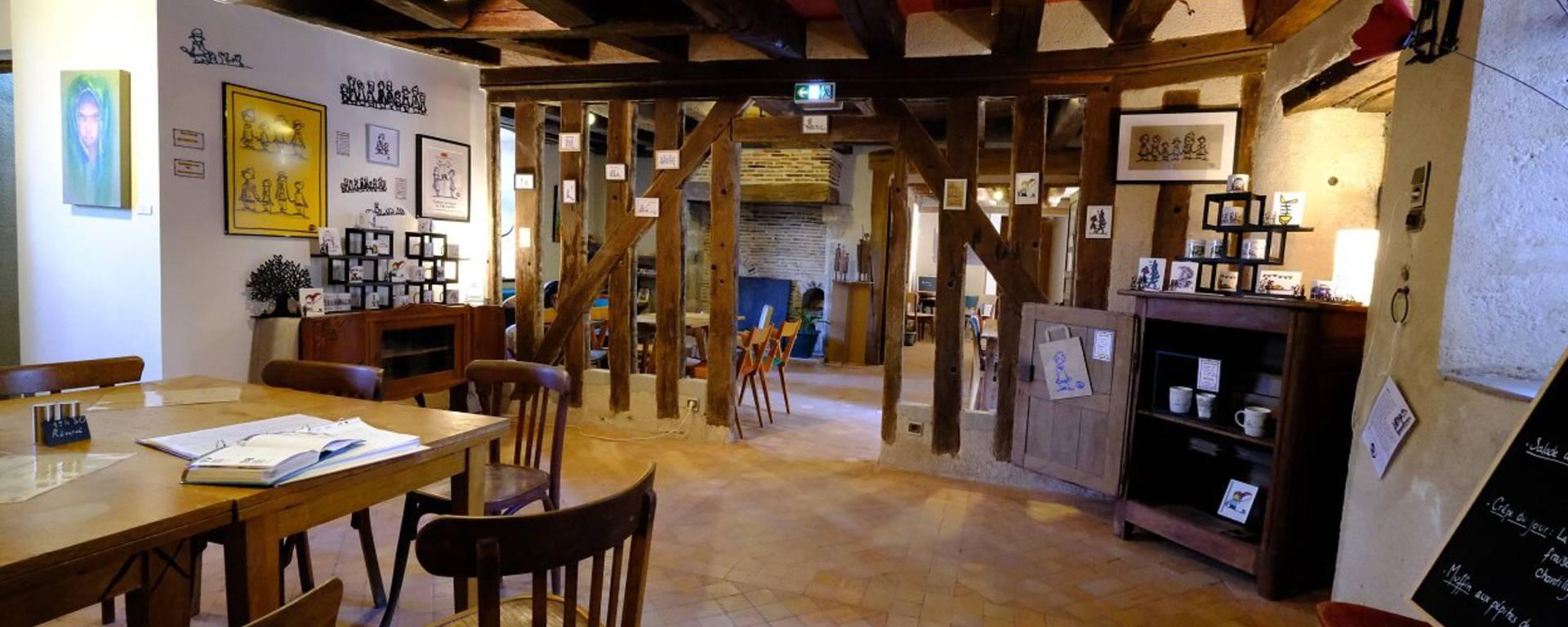 La Table des Greniers à Vineuil.