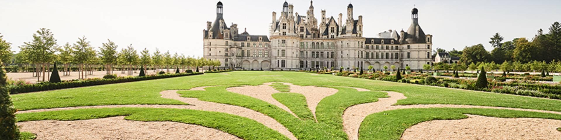 Chambord et ses jardins_© Benjamin Brolet