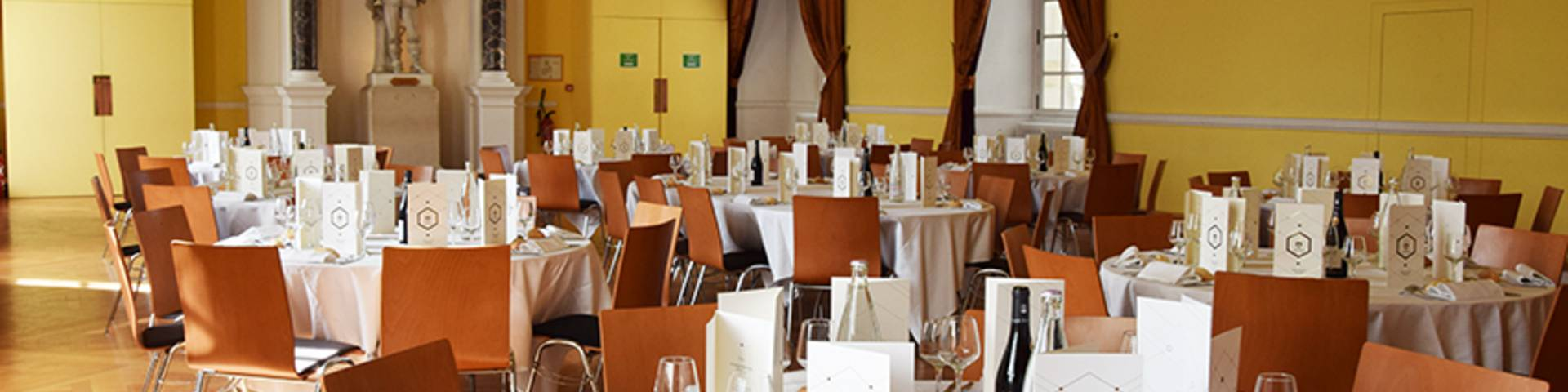 Déjeuner privatif au château royal de Blois