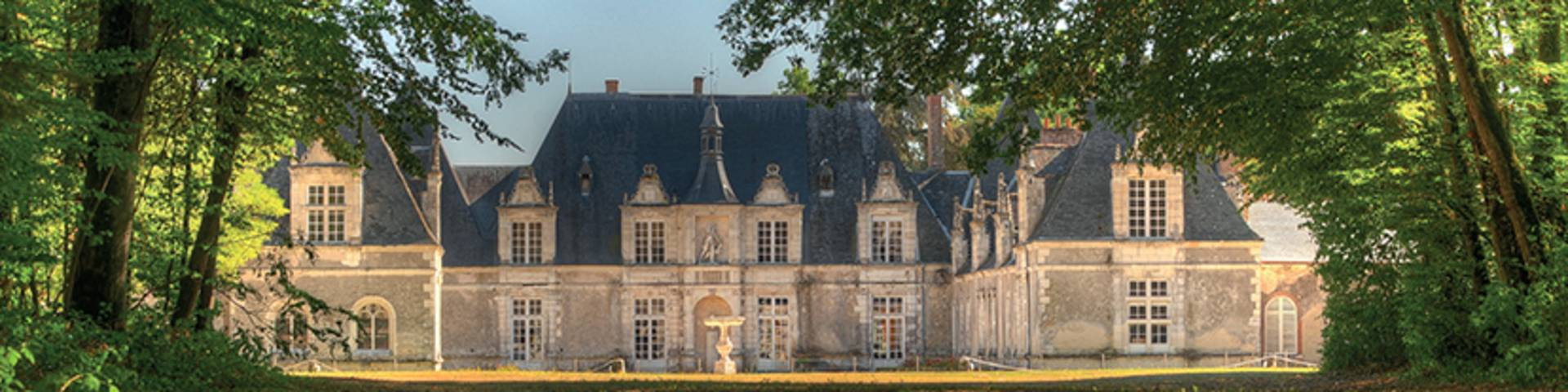 Château de Villesavin © Léonard de Serres