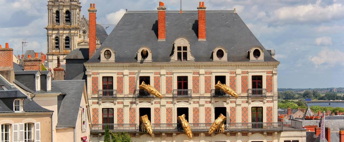 La Maison de la Magie  Office de Tourisme Blois Chambord - Val de