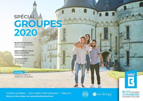 Catalogue groupes 2020 de Blois-Chambord