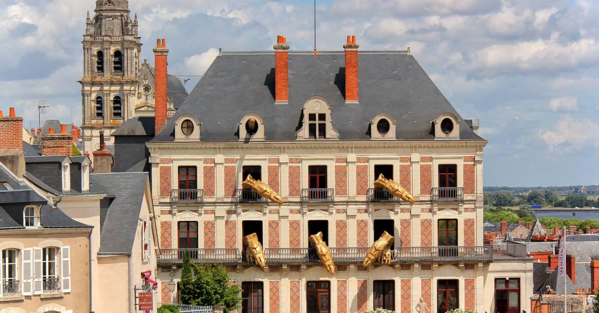 La maison de la magie office de tourisme blois chambord val de loire - Office tourisme chenonceau ...