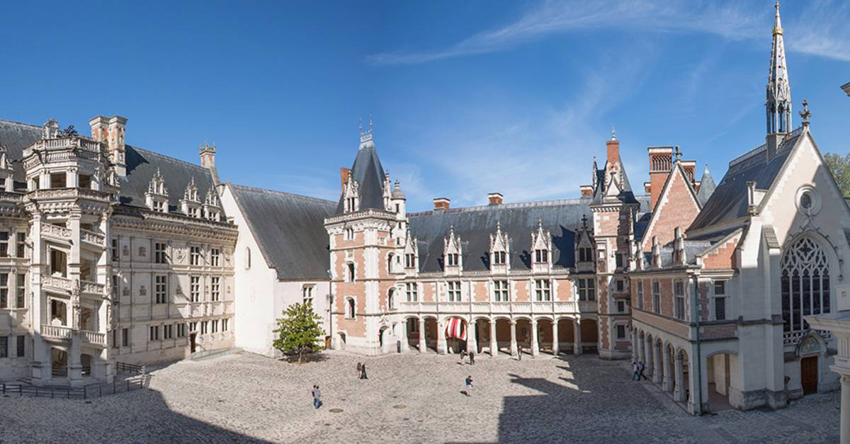 Le Château royal de Blois | Blois Chambord Tourisme