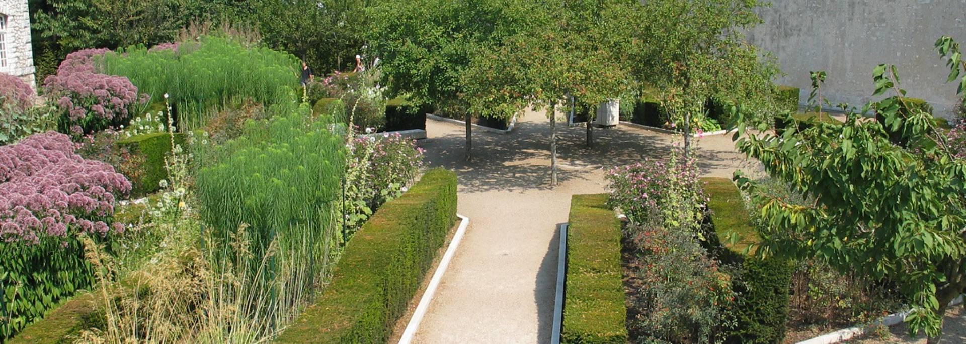 Les jardins du Roy à Blois