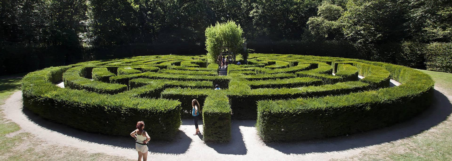 Jardins du château de Chenonceau© Images de Marc
