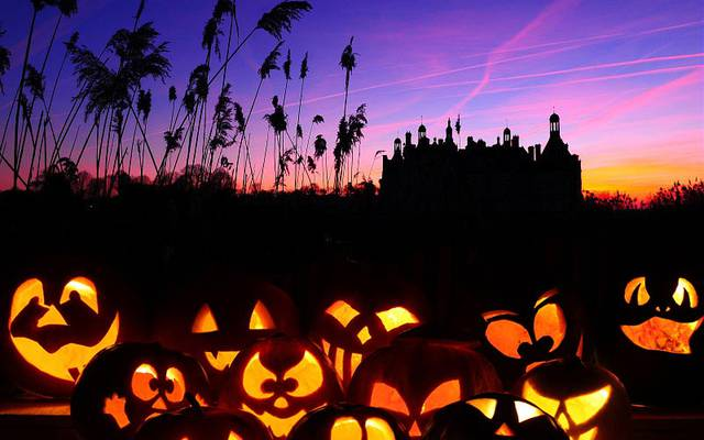 Halloween Chambord