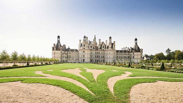 Chambord et ses jardins