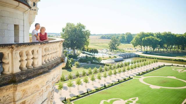 Chambord et ses jardins_Crédit Benjamin Brolet