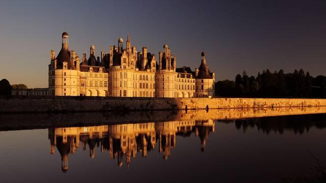 Le château de Chambord. © Léonard de Serres
