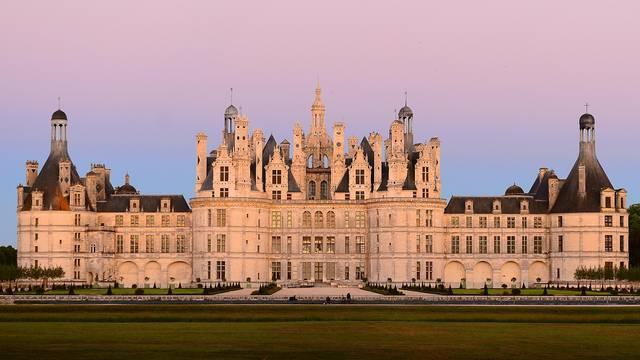 Le château de Chambord. © Leonard de Serres
