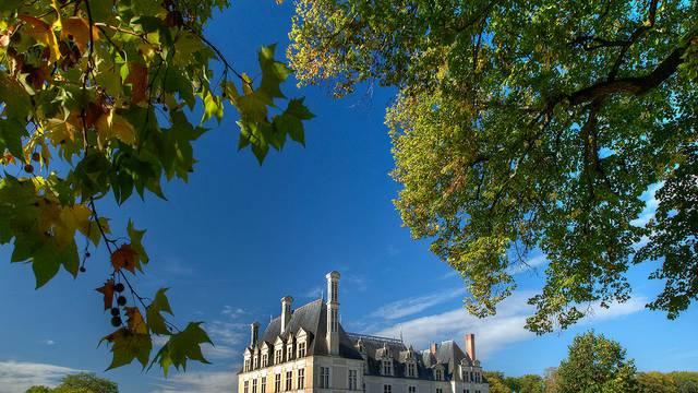 Le Château de Beauregard © L. de Serres