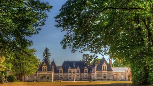 Le château de Villesavin © L. de Serres