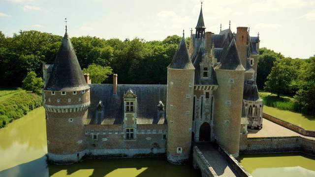 Le Château du Moulin - Conservatoire de la Fraise