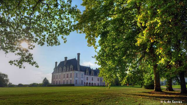Château de Beauregard 1 © L. de Serres