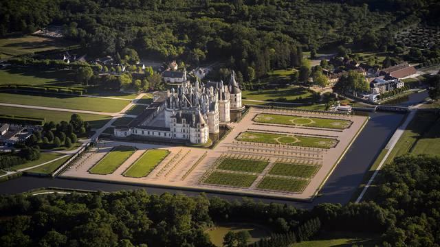 Château de Chambord 1 © L. de Serres