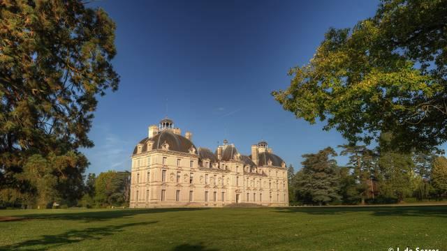 Château de Cheverny 2 © L. de Serres
