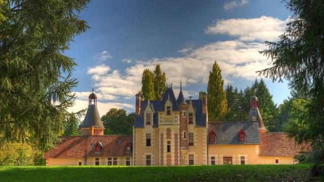 Château de Troussay 2 © L. de Serres