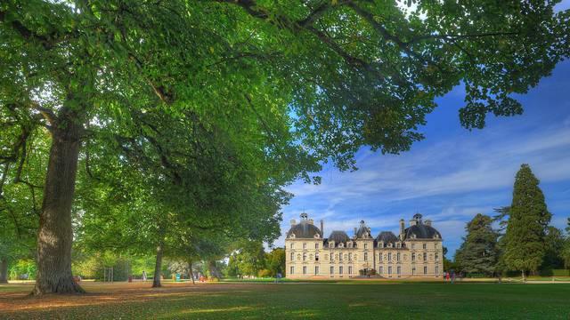 Le château de Cheverny © L. de Serres