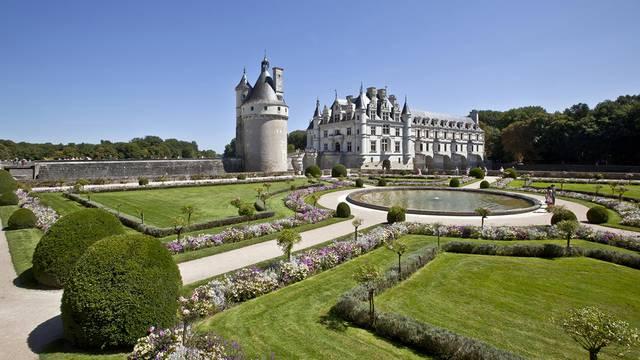 Le château de Chenonceau © Images de Marc