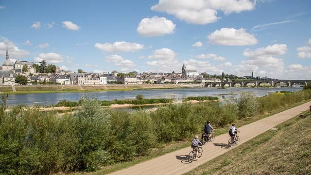 Découvrir Blois avec Châteaux à vélo
