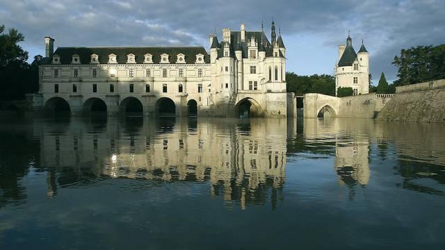 Le château de Chenonceau. © OTBC