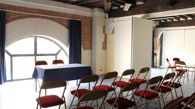 Salle de sous-commission