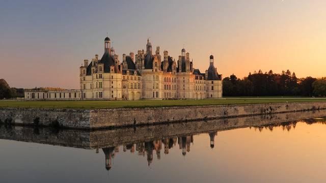 La château de Chambord