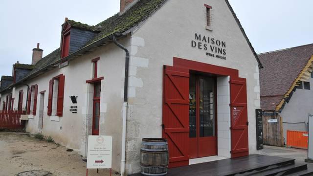 La Maison des vins de Chambord