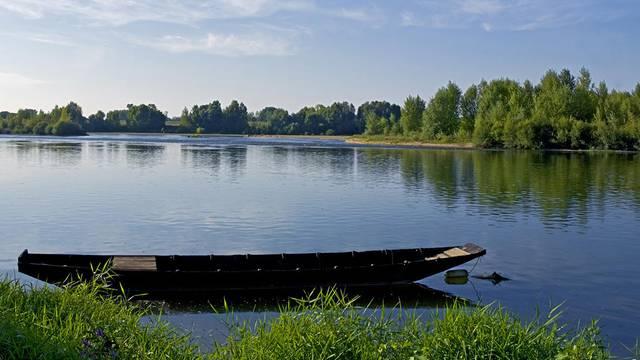 Barque sur la Loire © Michel Angot
