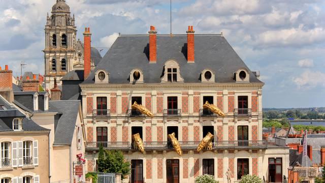 La Maison de la Magie. © D. Lepissier