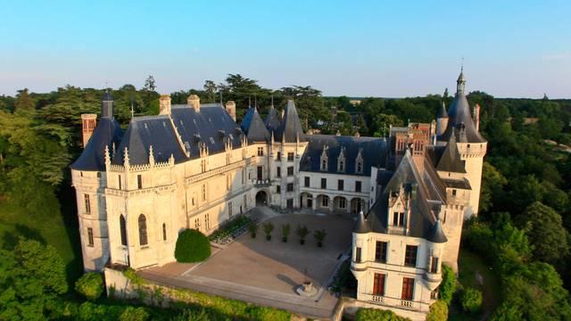 Château de Chaumont-sur-Loire. © OTBC