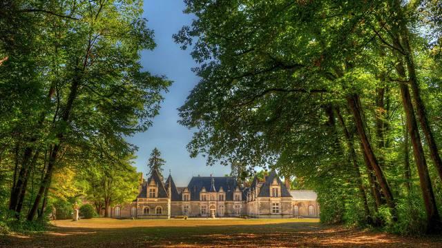 Le château de Villesavin