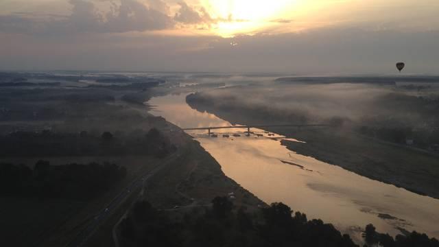 La Loire et ses magnifiques paysages. © OTBC