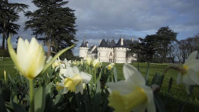 Les jardins de Chaumont-sur-Loire. © E. Sander