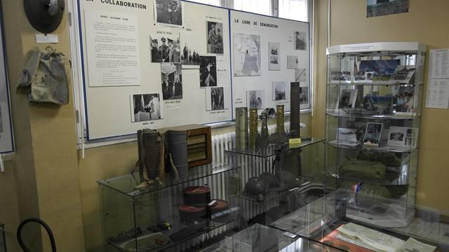 Le Musée de la Résistance à Blois. © OTBC