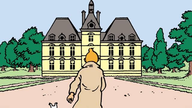 Les secrets de Moulinsart