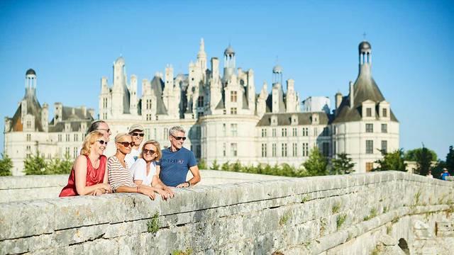 Excursion en bus 3 châteaux