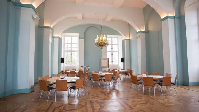Salle Korevo du château royal de Blois