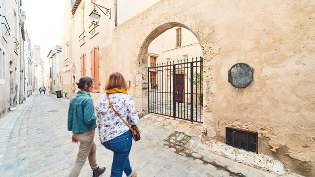 Visites insolites à Blois