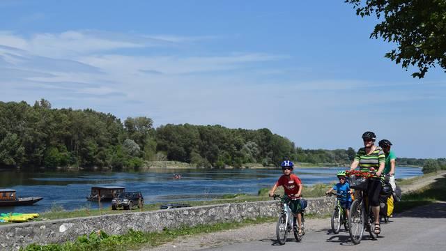 La Loire à vélo © OTBC