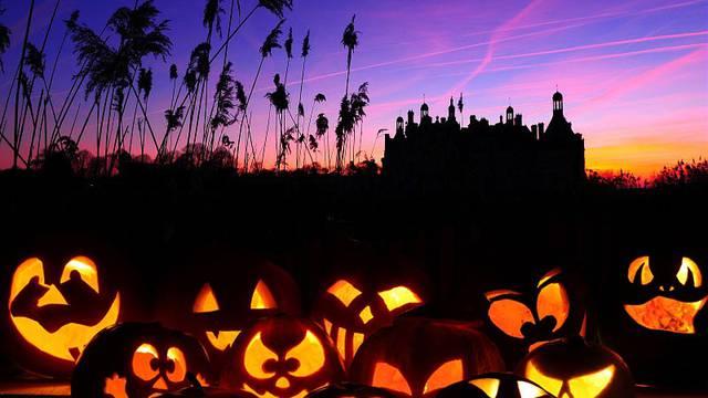 Frissonnez pour Halloween