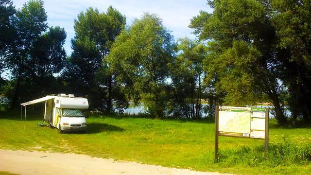 Les Aires de camping-car à Blois-Chambord