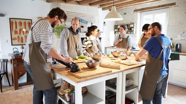 Ateliers gourmands à Blois-Chambord